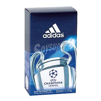 Adidas Colonia uefa champions league Frasco 50 ml