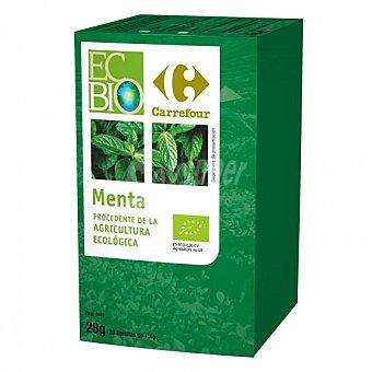 Carrefour Bio Menta en bolsitas ecológica 20 ud 20 ud