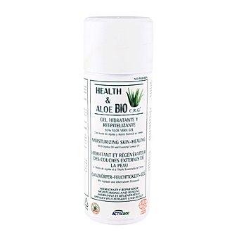 Health & Aloe Bio Gel hidratante y reepitelizante con Aloe Vera 250 ml