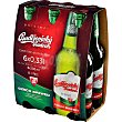 Cerveza rubia checa sin alcohol pack 6 botellas 33 cl pack 6 botellas 33 cl Budejovicky