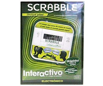 MATTEL Juego de Mesa Electrónico de Formación de Palabras Scrabble Interactivo 1 Unidad