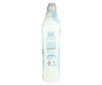 Auchan Suavizante concentrado con hipoalergénico 2 litros