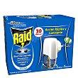 Insecticida eléctrico antimosquitos líquido aparato + recambio 1 ud Raid