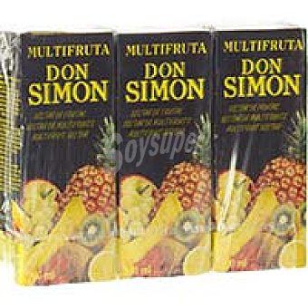 Don Simón Néctar multifrutas Pack 3x20 cl