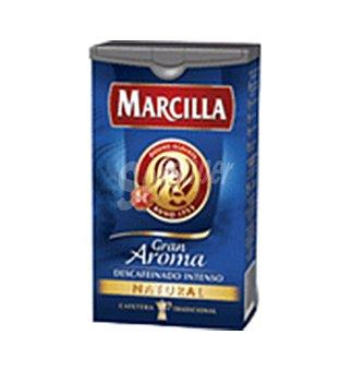Marcilla Café molido descafeinado natural Paquete 200 g