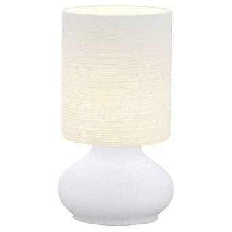 EGLO 13955 Lámpara de sobremesa Leonor en color blanco