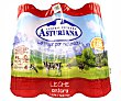 Leche entera Pack 6 botellas x 1.5 l Central Lechera Asturiana