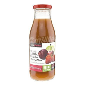 Valmasera Néctar de fresa, ciruela y manzana Botella 500 ml