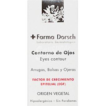 Farma Dorsch Contorno Ojos Y Labios con EGF Tubo 15 ml