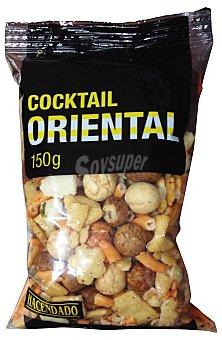 Hacendado Cocktail oriental Paquete 150 g