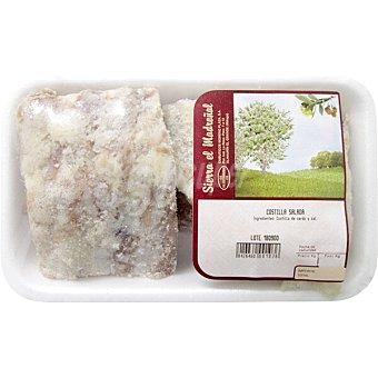 Embutidos Moreno Plaza Costillas saladas de cerdo Bandeja 500 g