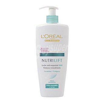 """L'Oréal Leche corporal """"nutrilift"""" pieles normales Bote de 400 ml"""