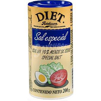 Diet Rádisson sal especial hiposódica con 70% menos de sodio Envase 200 g