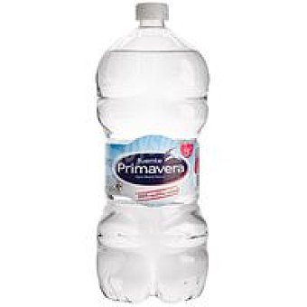 Fuente Primavera Agua eco Pack 6 x 1,5 litros