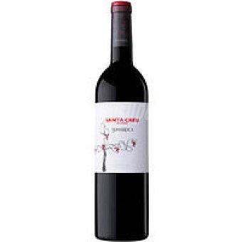Sumarroca Vino Penedés Negro Sta. Creu Botella 75 cl
