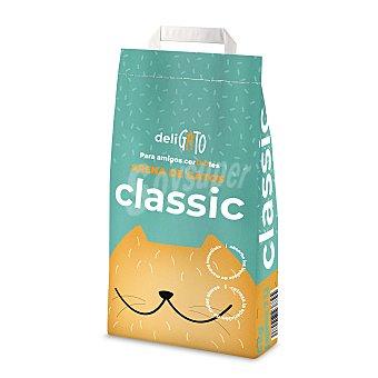 DIA DELIGATO Arena para gatos absorbente bolsa 5 Kg Bolsa 5 kg