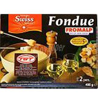 Tgt Queso fondue Sobre 400 g