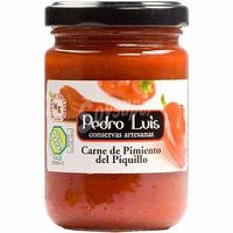 Pedro Luis Carne de pimiento de piquillo Frasco 145 g