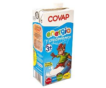 COVAP Leche Energía y Crecimiento con Omega 3 Envase 1 l