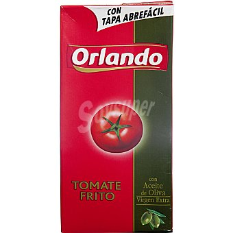ORLANDO Tomate frito con aceite de oliva virgen extra envase 780 g 780 g