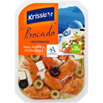 Krissia Bocado Mediterráneo Tarrina 150 g
