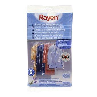 Rayen Sacos guardarropa con antipolillas 1 ud