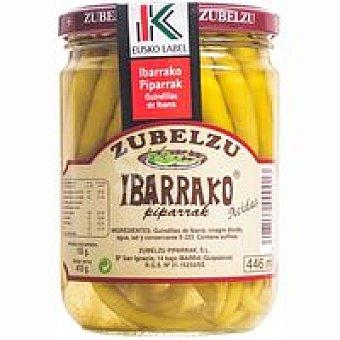 Zubelzu Guindilla de Ibarra Eusko Label Frasco 155 g