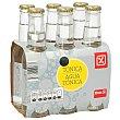 Tónica Pack 6 botellas 20 cl DIA