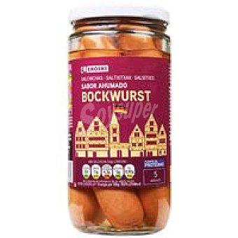 Eroski Salchichas Bockwurst Frasco 250 g