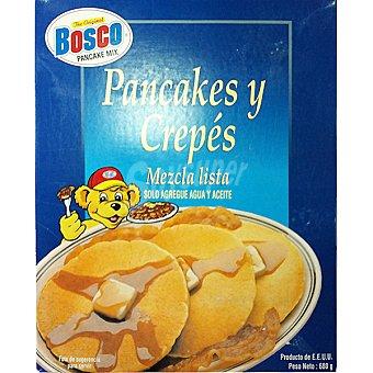 BOSCO Tortitas crepes para preparar Estuche 660 g