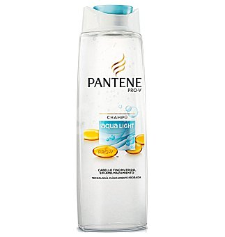 Pantene Pro-v Champú Aqua light 270 ml