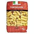 Tortiglioni pasta italiana (macarron grande) Paquete 500 g Armando