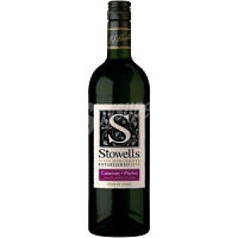 Stowells Vino Tinto Cabernet Merlot Botella 75 cl
