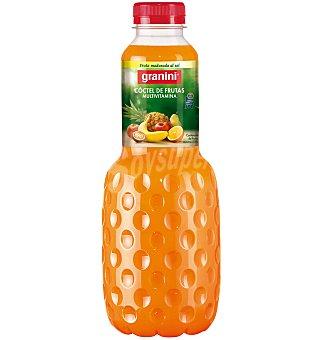 Granini Néctar cóctel de frutas Botella 1 litro