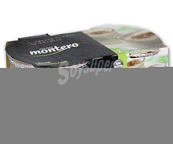 Montero Leche Merengada 2 Unidades de 125 Gramos