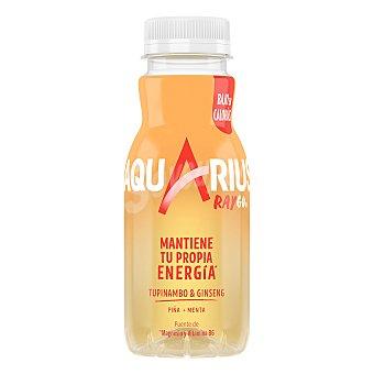 Aquarius Bebida piña y menta raygo Pet 27,5 cl