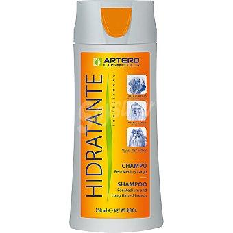 ARTERO COSMETICS SHAMPOO VITAMIN Hidratante champu para perros de pelo medio y largo envase 250 ml Envase 250 ml