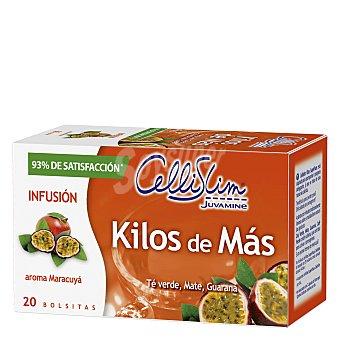 Cellislim Infusión Kilos De Mas  20 u