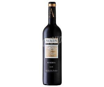 Alteza Vino tinto reserva con denominación de origen Ribera del Duero Botella de 75 centilitros