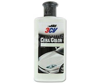 3CV Cera de color blanco 250 mililitros