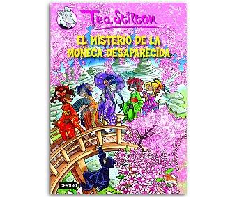 JUVENIL T.S. 10 El misterio de..