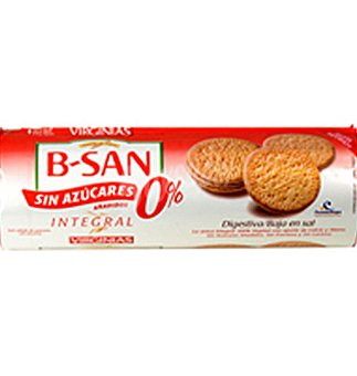 Virginias Galletas biosan Tubo 180 g