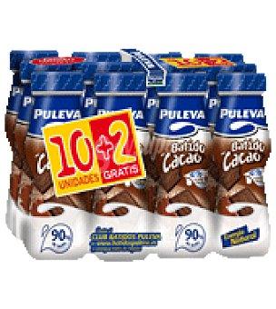 Puleva Batido Cacao Puleva Pack 12 ud