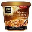 Mousse suprème de dulce de leche 170 g Nestlé Gold