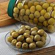 Aceituna de sabor anchoa Tarrina de 675 g Manzanilla
