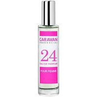 N.24 basada en Be Delicious CARAVAN Fragancia 30 ml