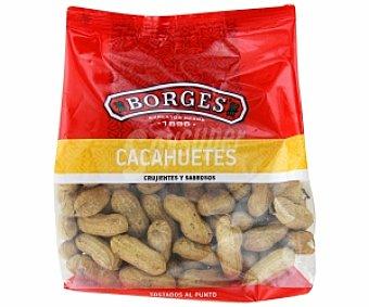 Borges Cacahuetes con cáscara tostados Bolsa 350 g