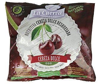 La Cuerva Cerezas dulces deshuesadas,100% naturales y sin conservantes ni colorantes 300 g