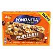 Barrita cereales avellanas y chocolate 4 unidades Fontaneda
