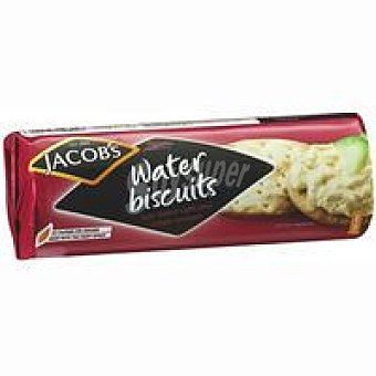 Jacob's Galletas Water Biscuit Paquete 200 g